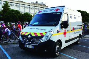 Ambulance Secourisme - Croix-Rouge française Marseille