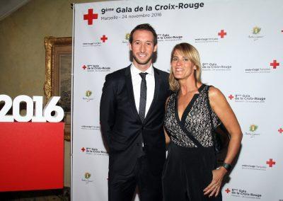 Gala caritatif Croix-Rouge française, Marseille, 2016
